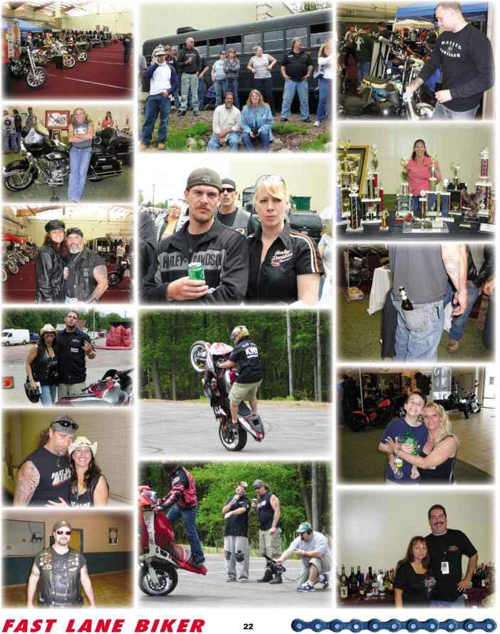 Rocky Harley Davidson Bike Show