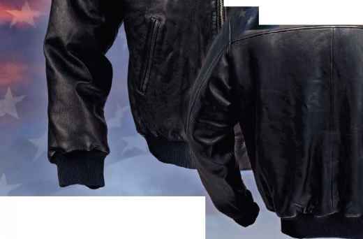 Mens Bradford Leather Jackets