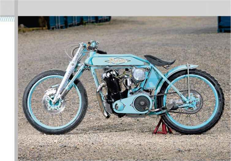 Most Haunted Motorbikes