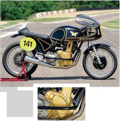 Mcintyre Matchless G50