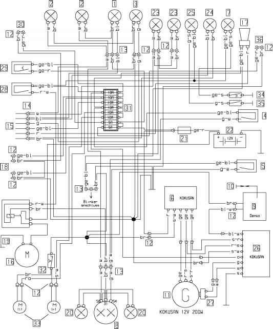 yamaha raptor 350 wiring diagram yamaha image yamaha raptor 350 atv wiring diagram yamaha auto wiring diagram on yamaha raptor 350 wiring diagram