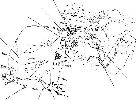 04 Cbr 600 F4i