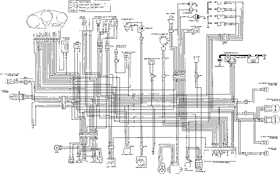 Fzs Wiring Diagram on Honda Cbr 600 F4i Wiring Diagram