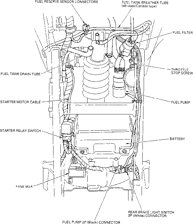 honda cbr 600 ignition diagram html