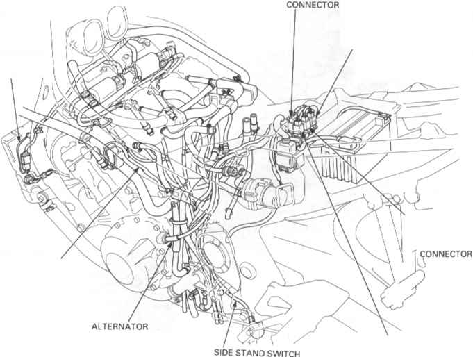 honda 3 5 engine diagram