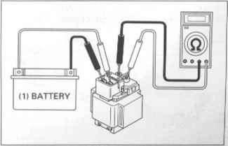 Starter Relay Switch - Honda CBR 600 1995-1996 - Kappa