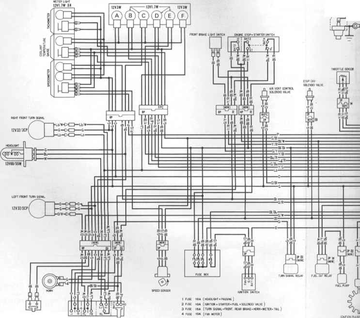 1813_179_836 dean wiring diagram wiring diagrams honda cbr 600 1995 1996 kappa motorbikes 2000 cbr 600 f4 wiring diagram at crackthecode.co