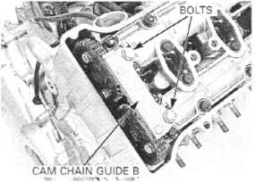 Cbr 600 Cam Chain Replacement