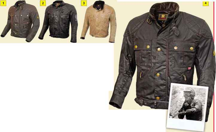 Richard Hammond Belstaff