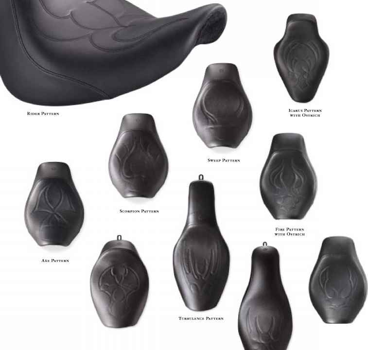 Exotic Hand Axes