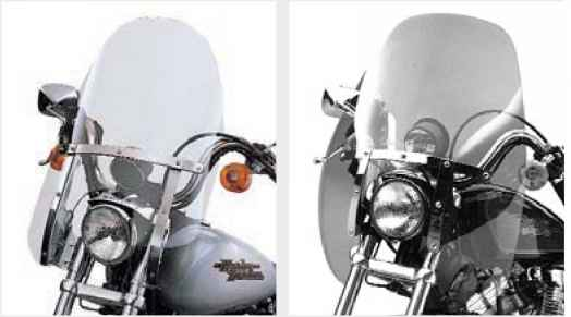 1997 Dyna Windshield