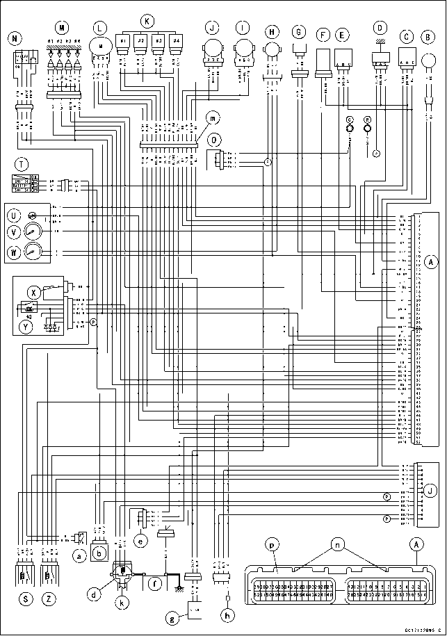 Harley Davidson Softail Wire Diagram