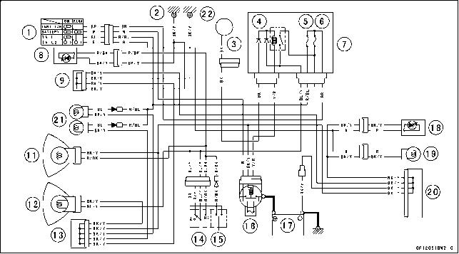 Electrical System Charging System - Kawasaki Z1000 - Kappa ... on zl1000 wiring diagram, vn1500 wiring diagram, yamaha wiring diagram, z400 wiring diagram, zx600 wiring diagram, ninja 250 wiring diagram, ex500 wiring diagram, cbr600rr wiring diagram, ke100 wiring diagram, er6n wiring diagram, sv650 wiring diagram, klr650 wiring diagram, ninja 300 wiring diagram, zx9r wiring diagram, zx7r wiring diagram, kawasaki wiring diagram, ex250 wiring diagram, zx12 wiring diagram, kz1000 wiring diagram, honda wiring diagram,
