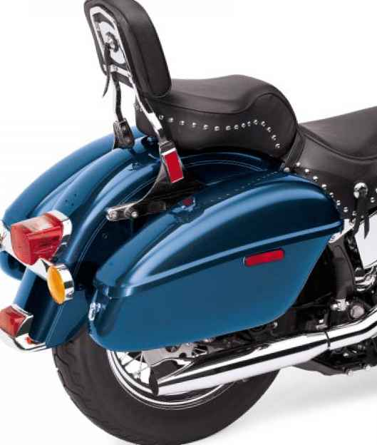 Hard Saddlebags For Heritage Softail - Softail Models