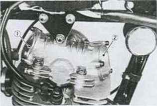 Engine - Yamaha Sr 250 - Kappa Motorbikes