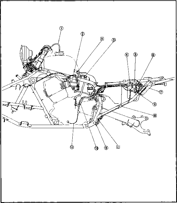 lxzl 4293  kawasaki z750 wiring diagram download wiring