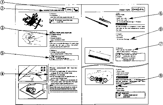 31 Yamaha Warrior 350 Parts Diagram